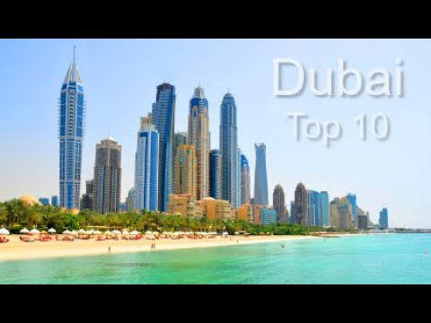 Dubai Top Ten Things To Do, by Donna Salerno Travel