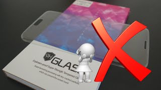 Do Not Get A Curved Tempered Glass Screen Protector For Your Samsung Galaxy S7 Edge!