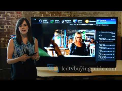 Sharp LC-60LE640U Video Review LC-70LE640U (LC60LE640U, LC70LE640U) 60 Inch