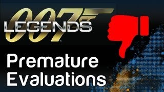 Premature Evaluations - 007 Legends Gameplay | WikiGameGuides