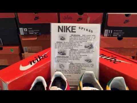 ShoeZeum Vintage Nikes and International Business