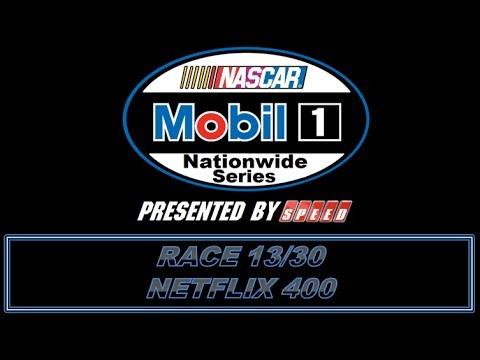 NASCAR Mobil 1 Nationwide Series S2 Netflix 400 (13/30)