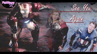 ◄ The Avengers // We