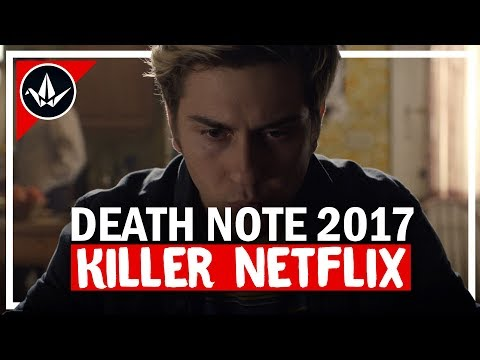 Netflix's Death Note   You Don't Need Kira's Help to Kill Your Film