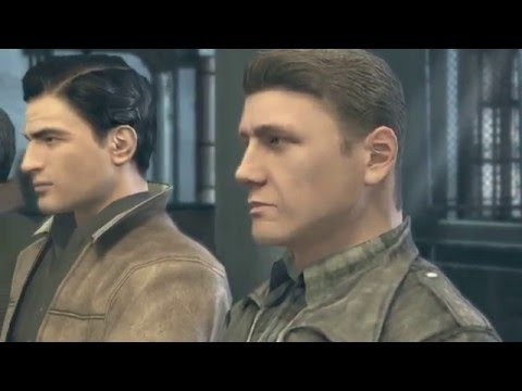 Ч6 Mafia 2 мы в тюрьме