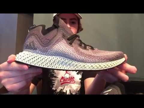 Adidas Adidas Alphaedge 4d 4d LTD Edge Shoe Unboxing, Alpha Edge 5f7320f - rspr.host