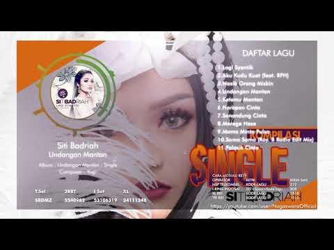 Lagu Kompilasi Terbaru Siti Badriah Lagi Syantik
