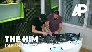 The Him 'Er zitten nog veel meer remixen aan te komen'   De Avondploeg