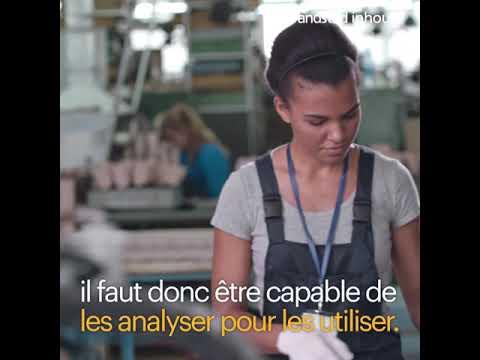 Focus sur la data au service des process industriels