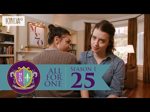 "All For One | Episode 25 | ""Dorothy the Sigma"""
