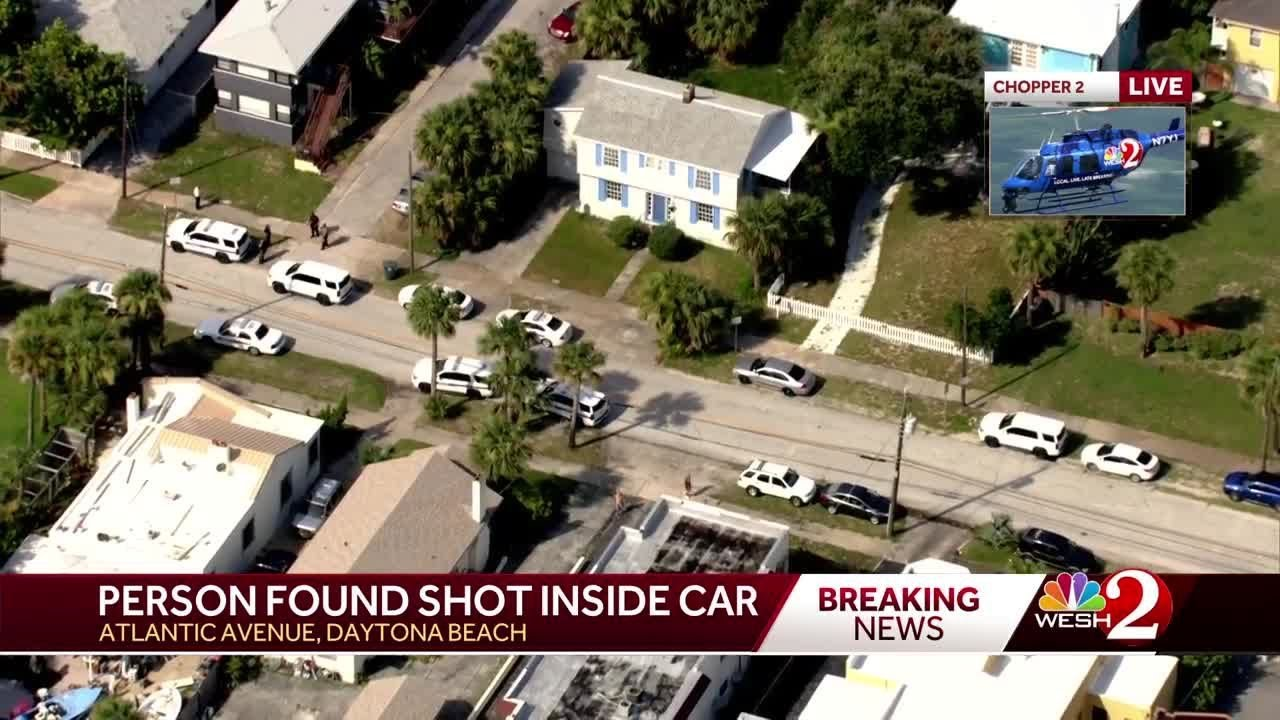 Daytona beachside shooting wounds at least 5 people