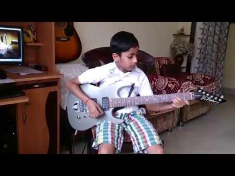 humdard full song   from ek villain guitar cover by rio