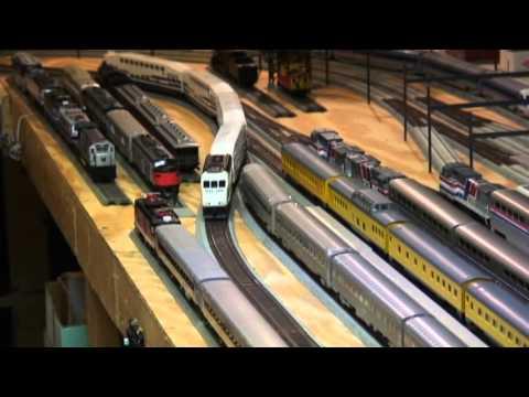 matthew HO train amtrak part 1