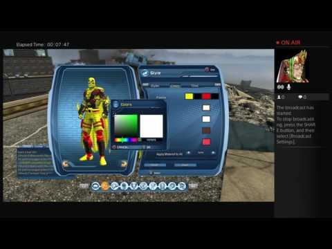 SHuke Gaming DC Universe Gameplay Ep.1