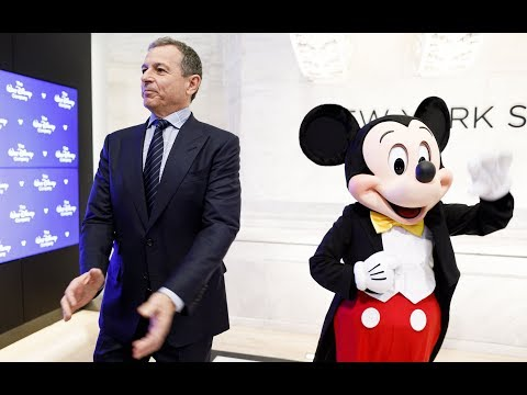 Disney Fox Deal Shares Of Both Companies Rise As Wall Street Embraces Plan