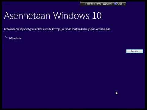 Windows Vista Päivitys