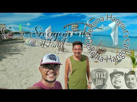 DeRoma Hangout's Tour, Sicogon Island