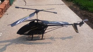 Mega Spy Copter RC Helicopter Recordings