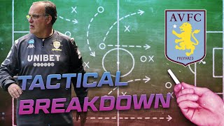 HOW LEEDS UNITED CAN BEAT ASTON VILLA | THE TACTICAL BREAKDOWN