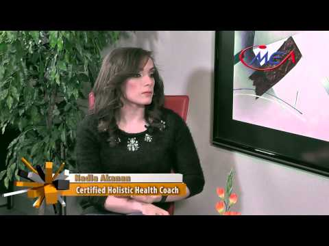 Woman Zone: S1E3 with Nadia Akanan (Healthy Diet)