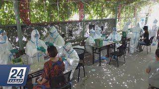 В Китае за сутки выявлено 130 случаев заражения COVID 19