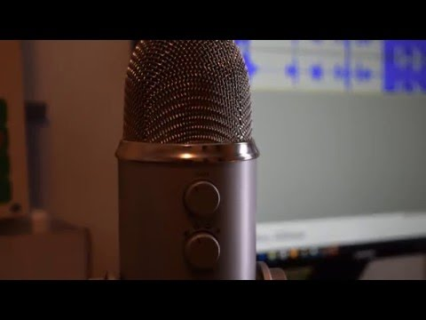 Blue Yeti Microphone Review And Unboxing + Blue Yeti Microphone Test