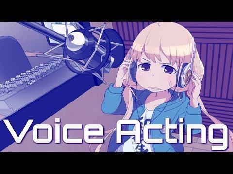 Voice Acting Demo Reel 2017