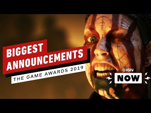biggest-announcements-from-the-game-awards-2019---ign-now