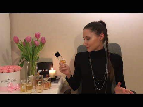 CHANEL. Моя коллекция ароматов/ My CHANEL Perfumes