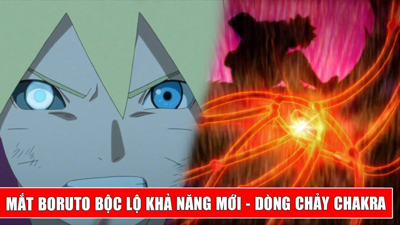 Mắt của Boruto – Jougan bộc lộ khả năng mới – Bản nâng cấp của Byakugan