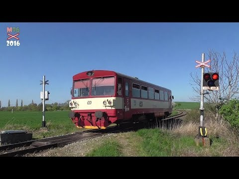 Martinacek96CLC - Czech Level Crossing (2016)