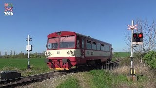 Martin96CLC - Czech Level Crossing (2016)
