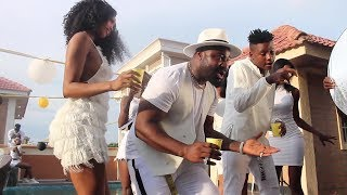 video: KOLABOY ft. HARRYSONG THEY DIDN'T CAUGHT ME-  (BEHIND THE SCENE)