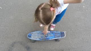 Как научить ребёнка кататься на скейте. Выбираем первый скейт.