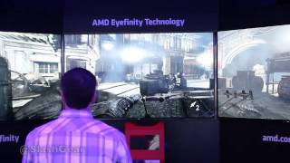 Thief gameplay hands-on offscreen at CES 2014 with AMD