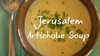 Jerusalem Artichoke Soup - Green Renaissance