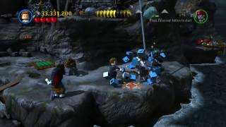 Lego Pirates Of The Caribbean - White Cap Bay (Free Play #2)