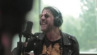 Jonathan Wilson - Living with myself (En vivo en Super 45 de Radio Zero)