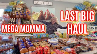 LAST BIG GROCERY HAUL for Our FAMILY of 11 **MOMMA IS ABOUT TO POP!!** \\ Feeding a Large Family!