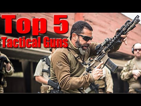 Top 5 Most Tactical Guns EVER