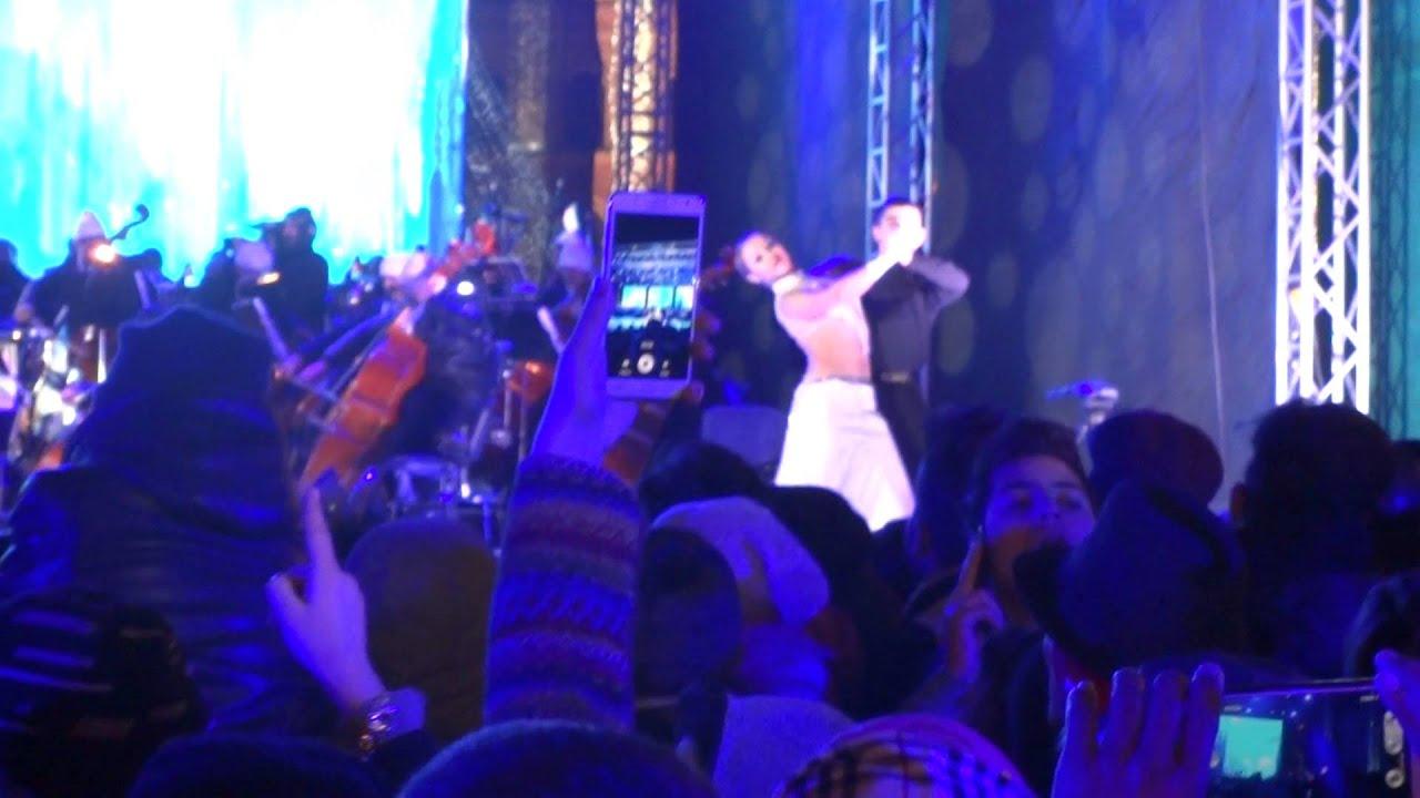 کنسرت گوگوش در تفلیس کنسرت شب کریسمس در تفلیس پایتخت گرجستان - YouTube
