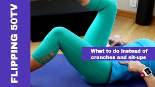 Avoid Pain from Core Exercises | Stop Crunches and Sit-Ups