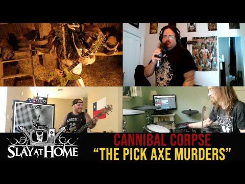 GWAR + The Black Dahlia Murder + Megadeth + Suicidal Tendencies covers Cannibal Corpse
