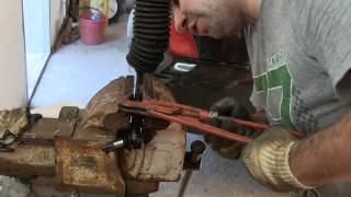 Замена рулевых тяг и наконечников OPEL Vectra B(, 2014-05-17T22:35:50.000Z)