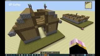 minecraft Custom NPC Builder & Copy block update