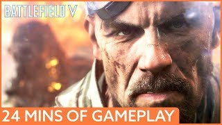 Battlefield 5 gameplay impressions - 24 mins of Grand Operations | E3 2018