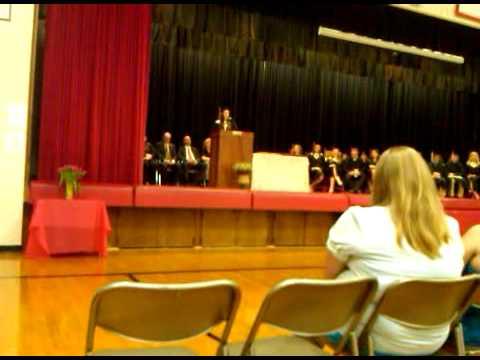 Emily's Graduation Speech