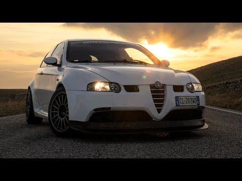 Alfa 147 GTA: Come renderla una bomba! - Davide Cironi Drive Experience (SUBS)