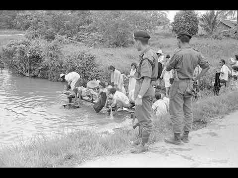 Communist insurgency in Sarawa...