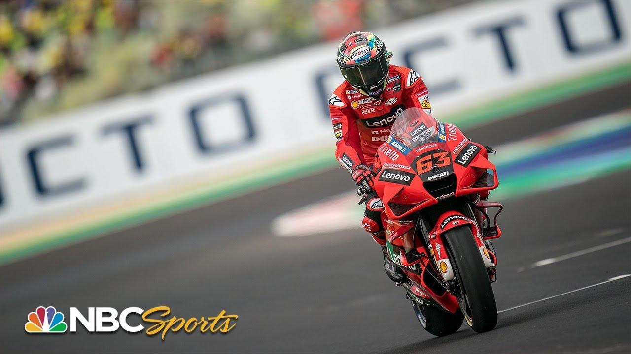 MotoGP: Misano Grand Prix | EXTENDED HIGHLIGHTS | 9/19/21 | Motorsports on NBC